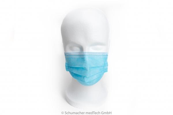 medizinische Mund- und Behelfsmaske OP Maske 3-lagig