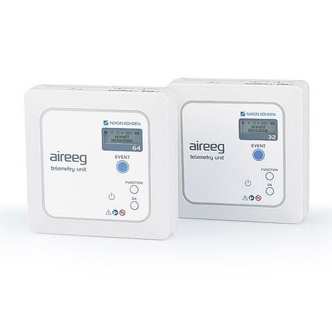 WEE-1200 Air EEG System mit Notebook / 64 Kanal
