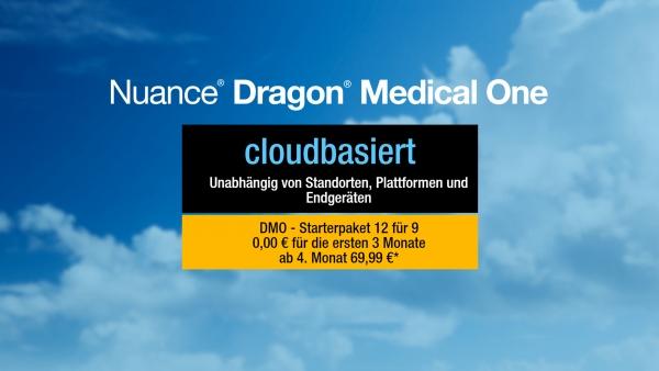 Dragon Medical One / Starterpaket 1. Jahr