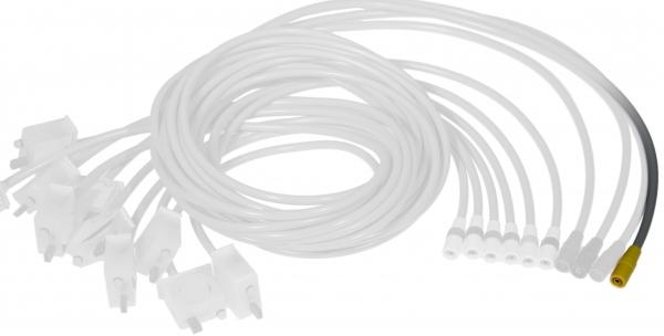 Elektrodenleitung für KISS L li. Arm GELB | HEL721127