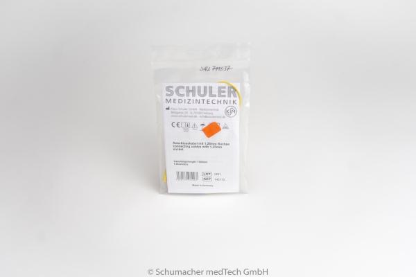 Nadelkabel mit 1.25mm Buchse | SHU711037