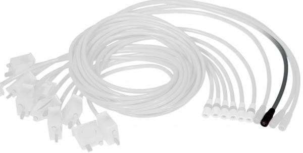 Elektrodenleitung für KISS N re. Fuß SCHWARZ | HEL721129