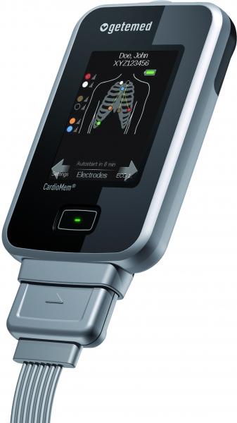 3 Digitalrekorder CM 4000 B Standard mit Schrittmacherimpulserkennung (Aktionspaket)