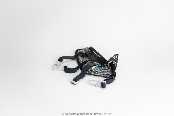 Netzhaube für Ergomaske blau | GAN722015