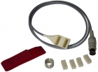 Ableitelektrode (Blockelektrode) komplett mit Filzen und Velcroband SHU713049