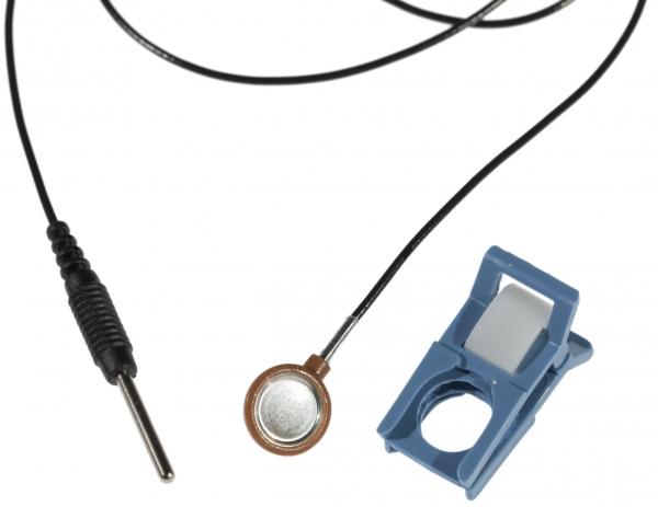 Ohrelektrode mit Clip | NKD711025