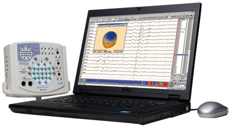 EEG-1200 Notebook EEG System / 38 Kanal